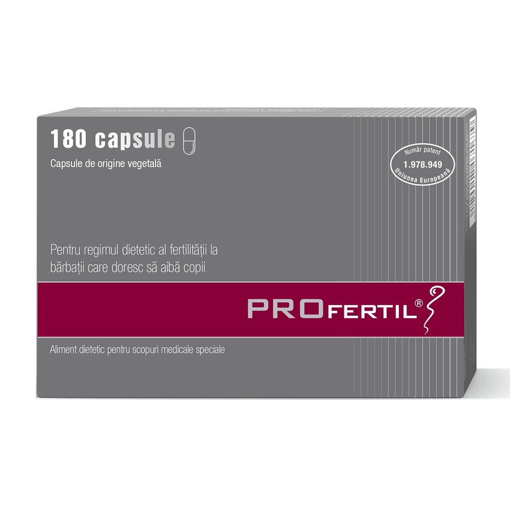 Profertil pentru barbati, 180 capsule, Lenus Pharma