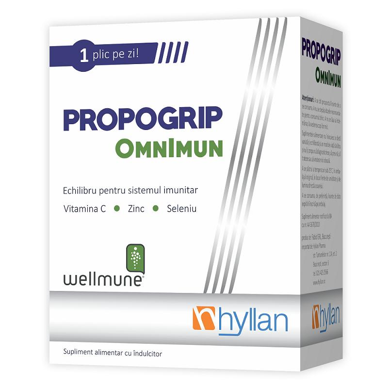 PropoGrip Omnimum, 10 plicuri, Hyllan