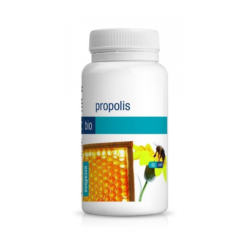 Propolis Bio, 60 capsule, Purasana