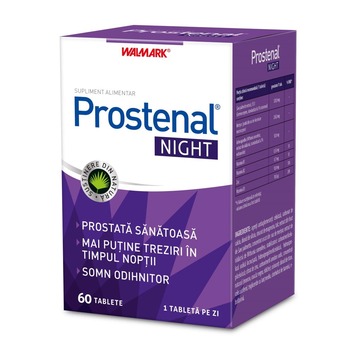 Prostenal Night, 60 tablete, Walmark