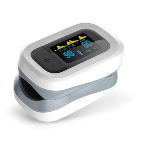 Pulsoximetru pentru deget PM23, Perfect Medical