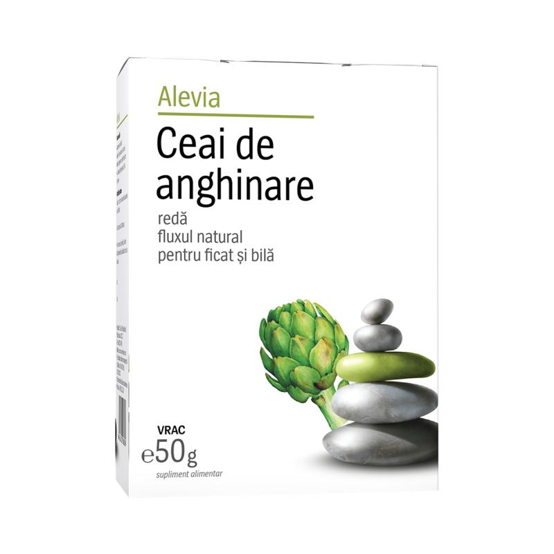 Ceai de anghinare, 50 g, Alevia