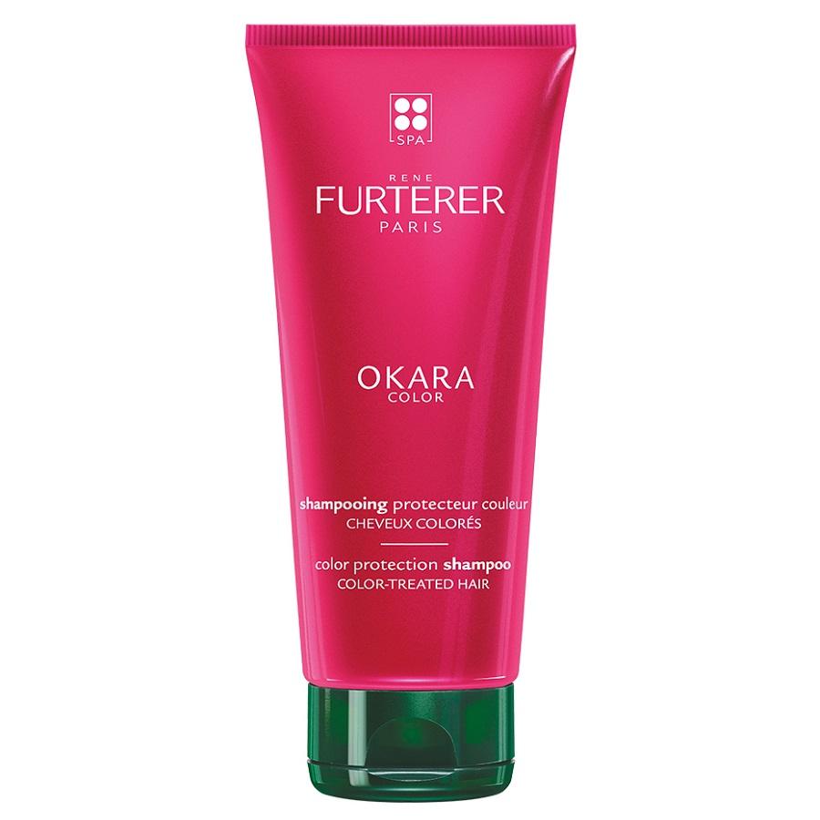 Șampon pentru protejarea părului vopsit Okara, 200 ml, Rene Furterer
