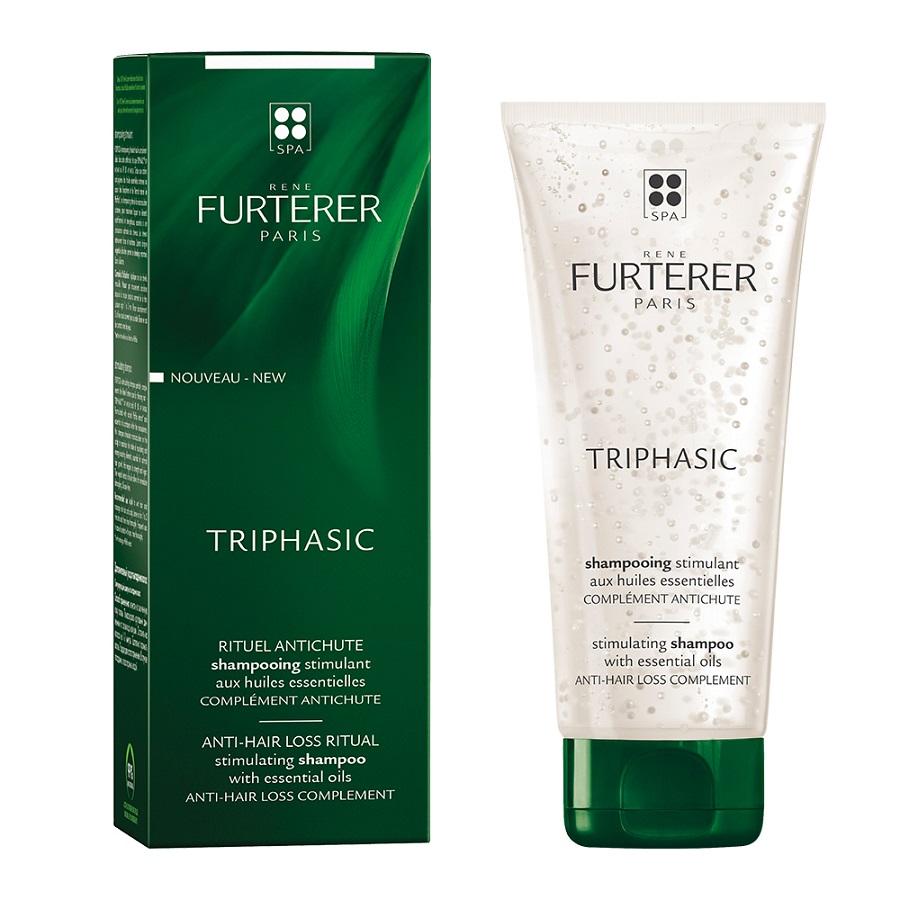Șampon împotriva căderii părului Triphasic, 200 ml, Rene Furterer