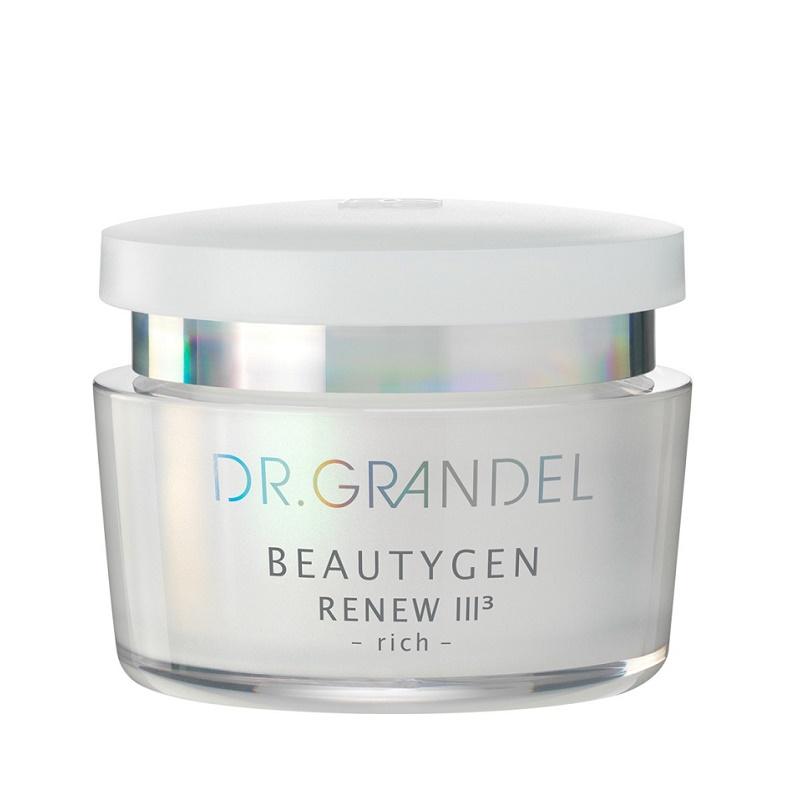 Crema pentru ten uscat Beautygen Renew III, 50 ml, Dr. Grandel