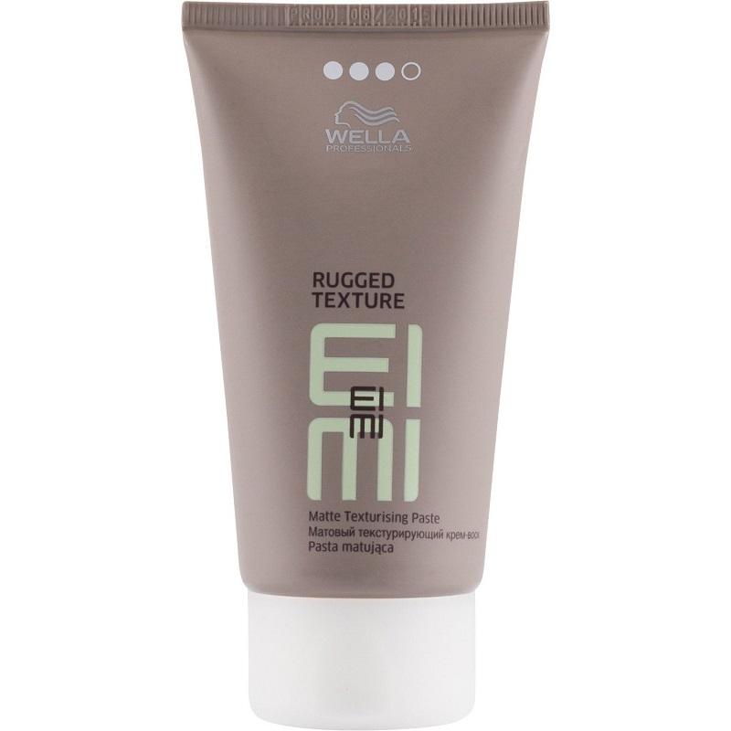 Pastă de păr modelatoare, mată pentru fixare puternică Eimi Rugged Texture, 75 ml, Wella Professional