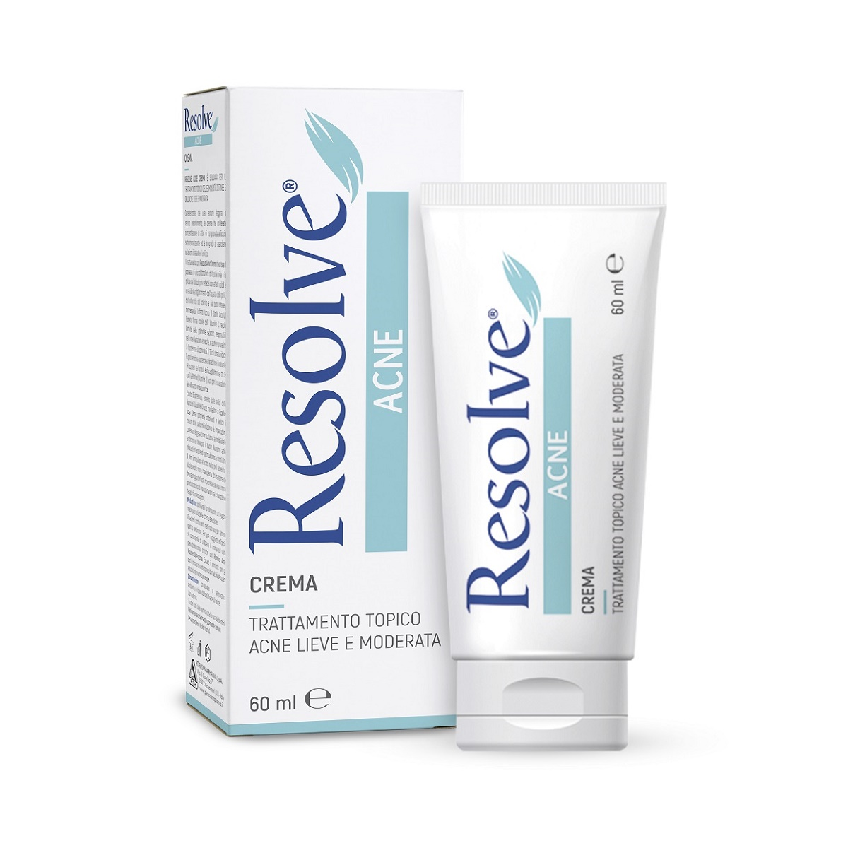 Cremă Resolve Acne, 60 ml, Pietrasanta Pharma