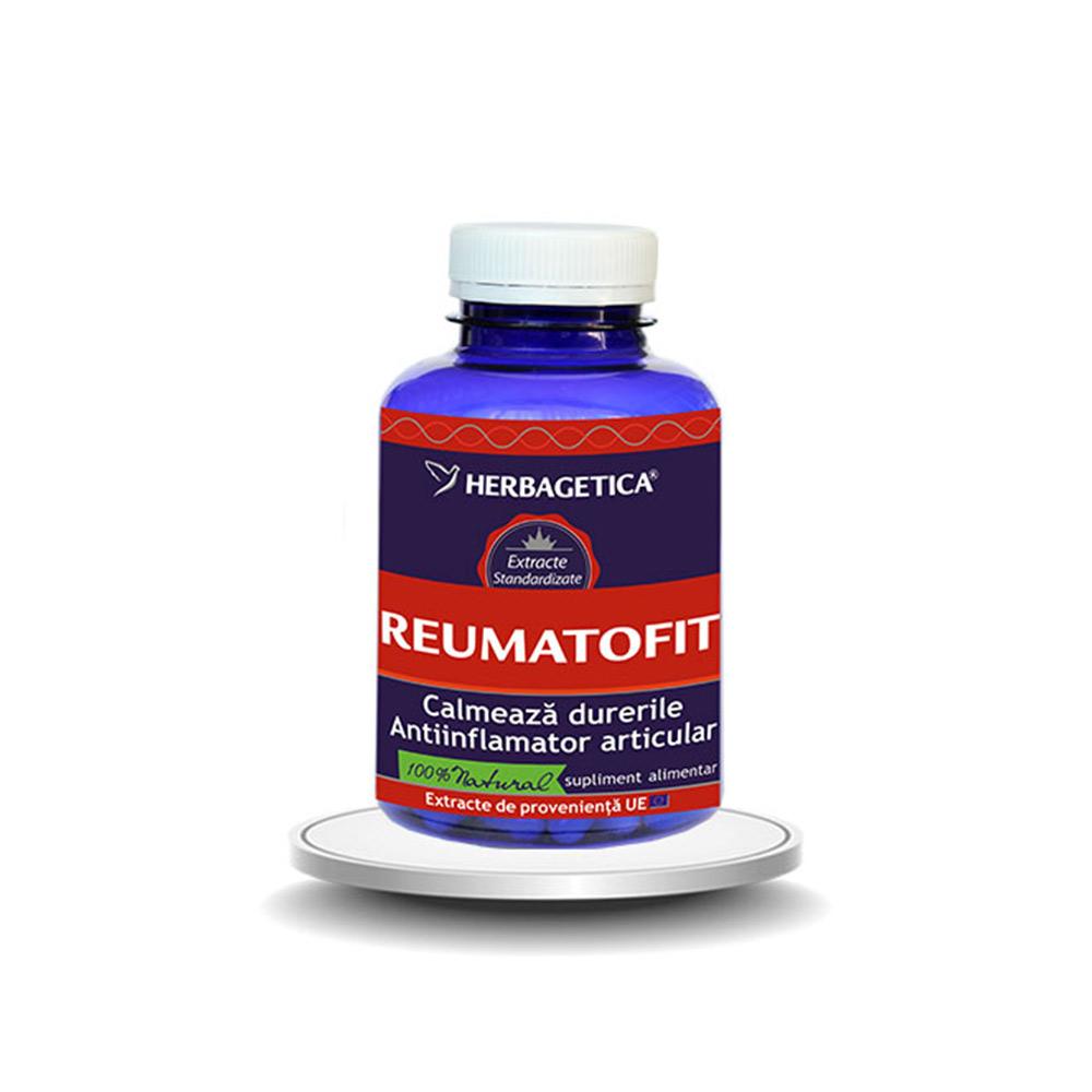 Reumatofit, 120 capsule, Herbagetica