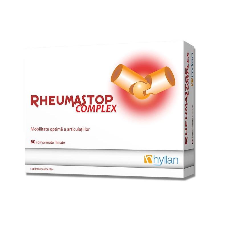 Rheumastop Complex, 60 comprimate, Hyllan