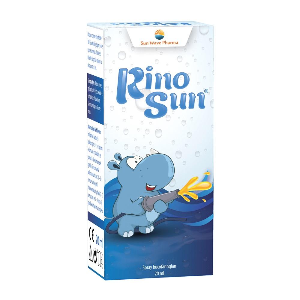 RINOSUN Spray, 20 ml, Sun Wave Pharma