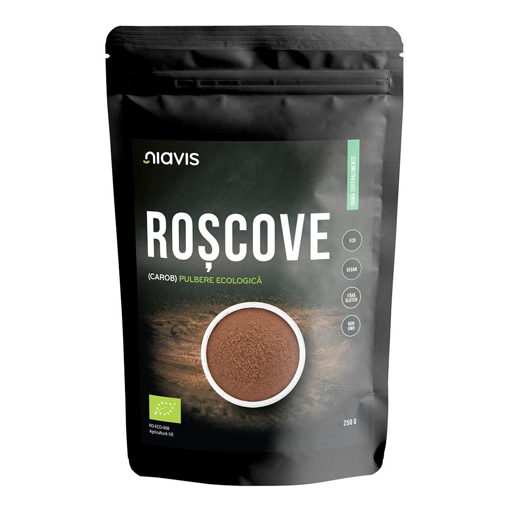 Roscove pudra ecologica, 250g, Niavis