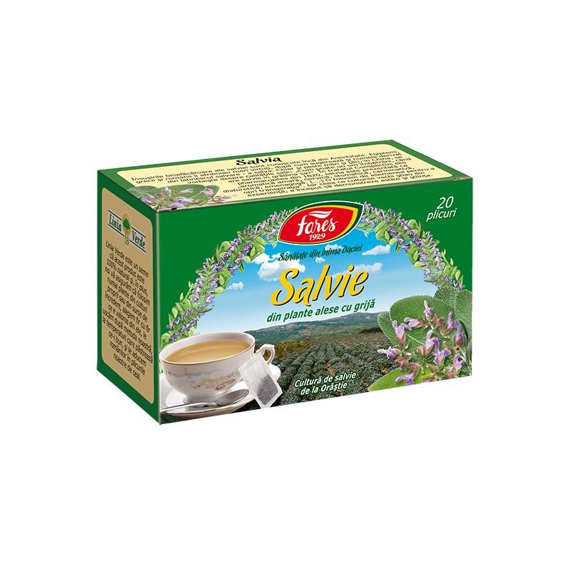 ceai de salvie