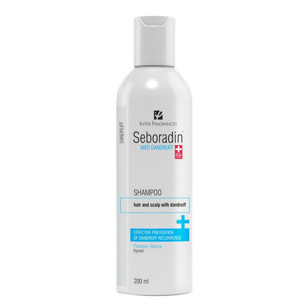Șampon antimătreață Seboradin, 200 ml, Lara