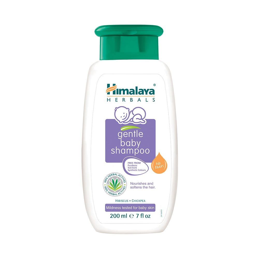 Șampon delicat pentru bebeluși, 200 ml, Himalaya