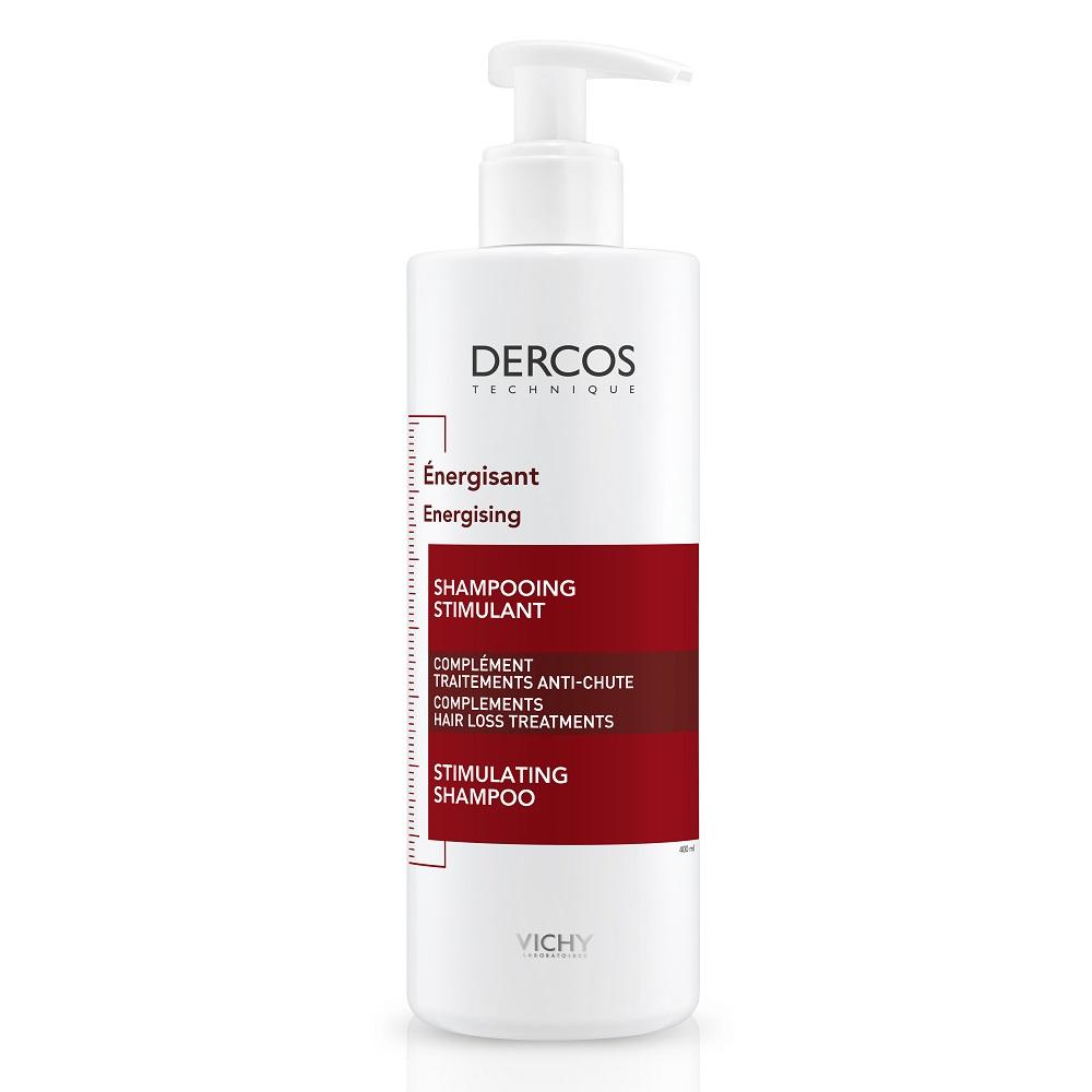 Şampon energizant împotriva căderii părului Dercos Aminexil, 400 ml, Vichy