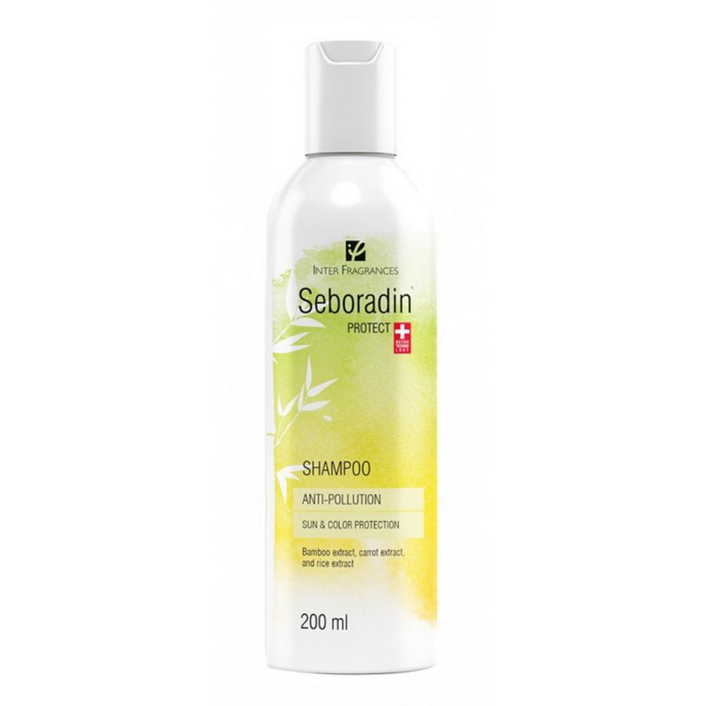 Șampon pentru protecția culorii părului Seboradin Protect, 200 ml, Lara