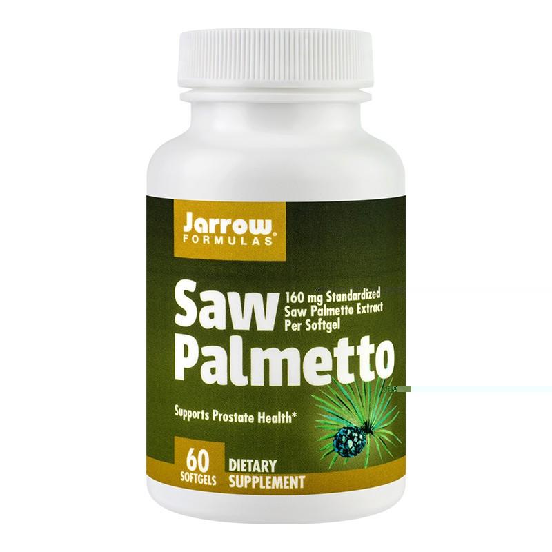 Saw Palmetto 160mg  Jarrow Formulas, 60 capsule, Secom