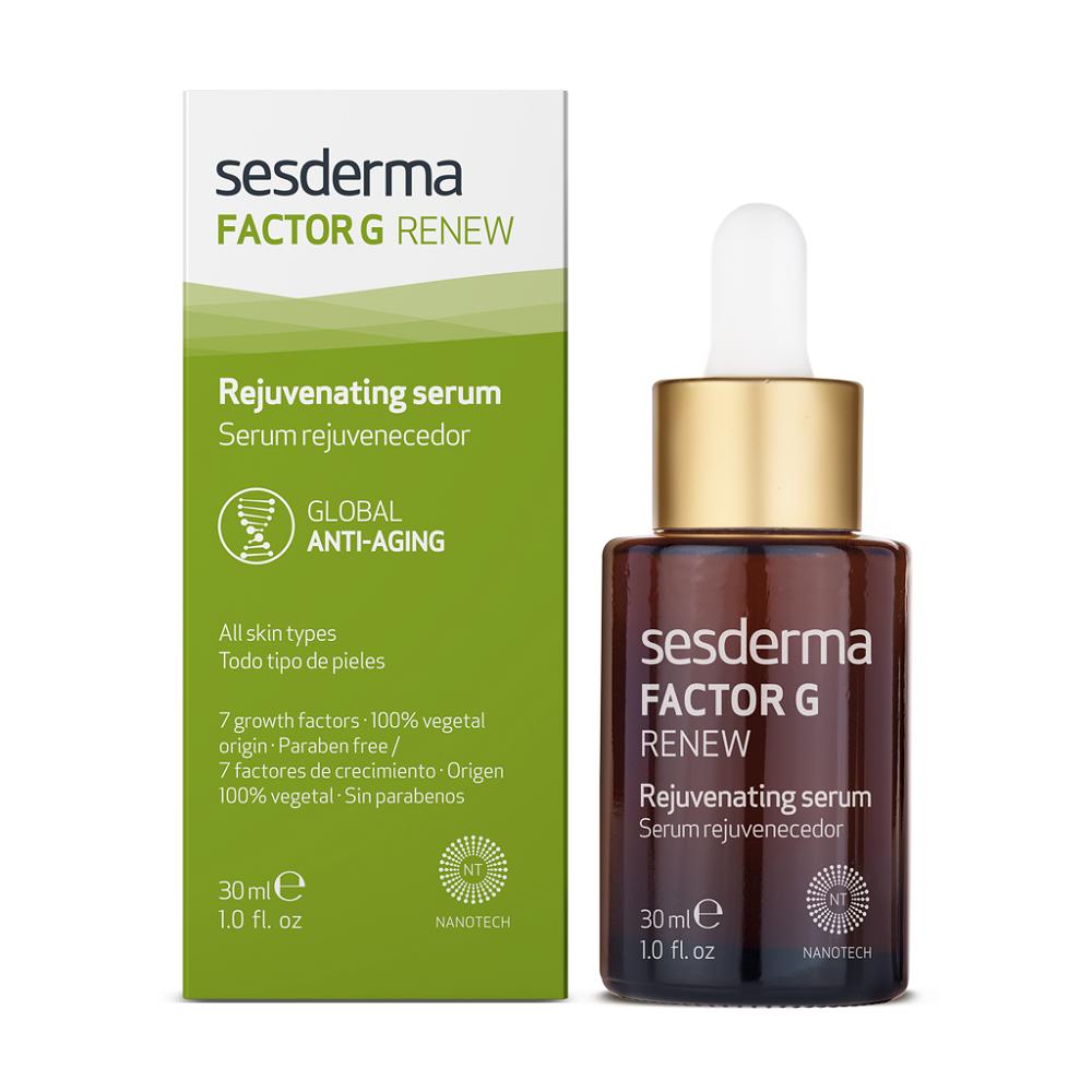 Ser cu efect de intinerire Factor G Renew, 30 ml, Sesderma