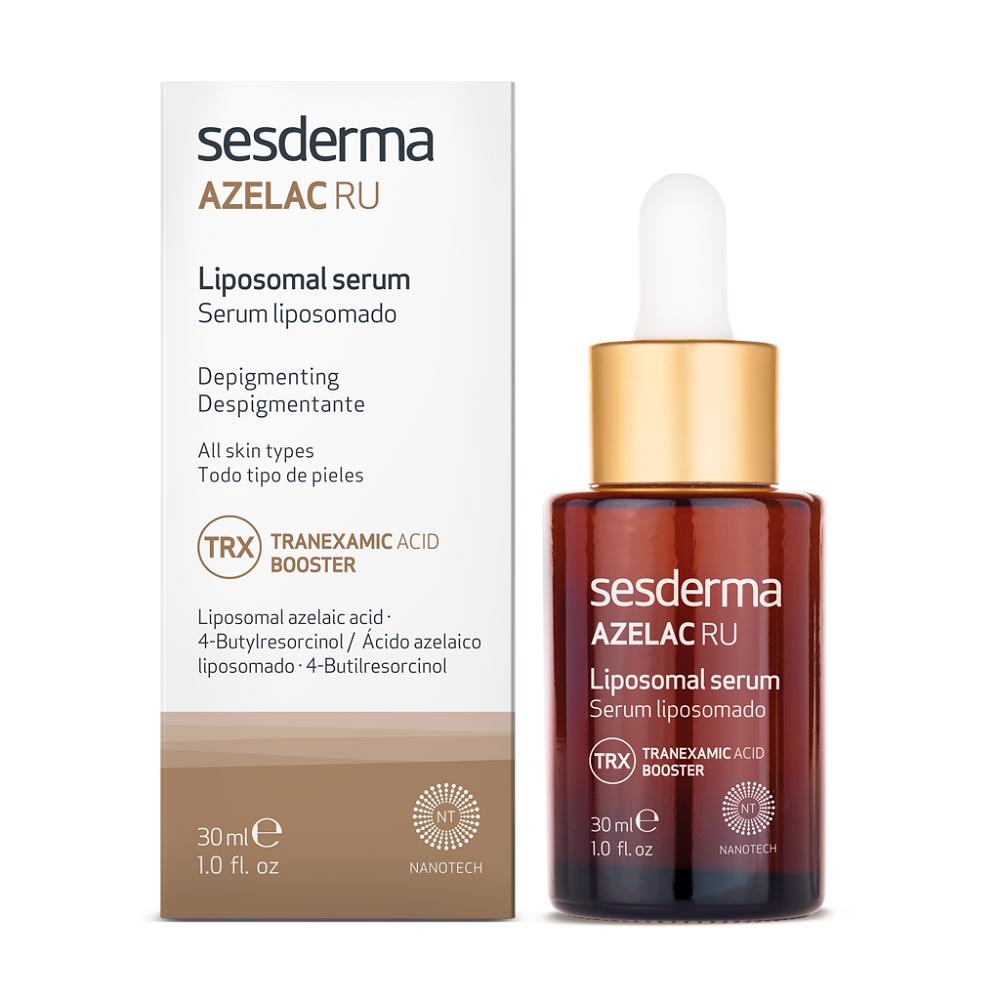 Ser depigmentant Azelac RU, 30 ml, Sesderma