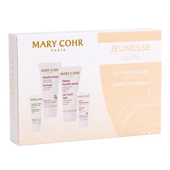 Set pentru fata cu efect antiage Coffret Cure Jeunesse, Mary Cohr