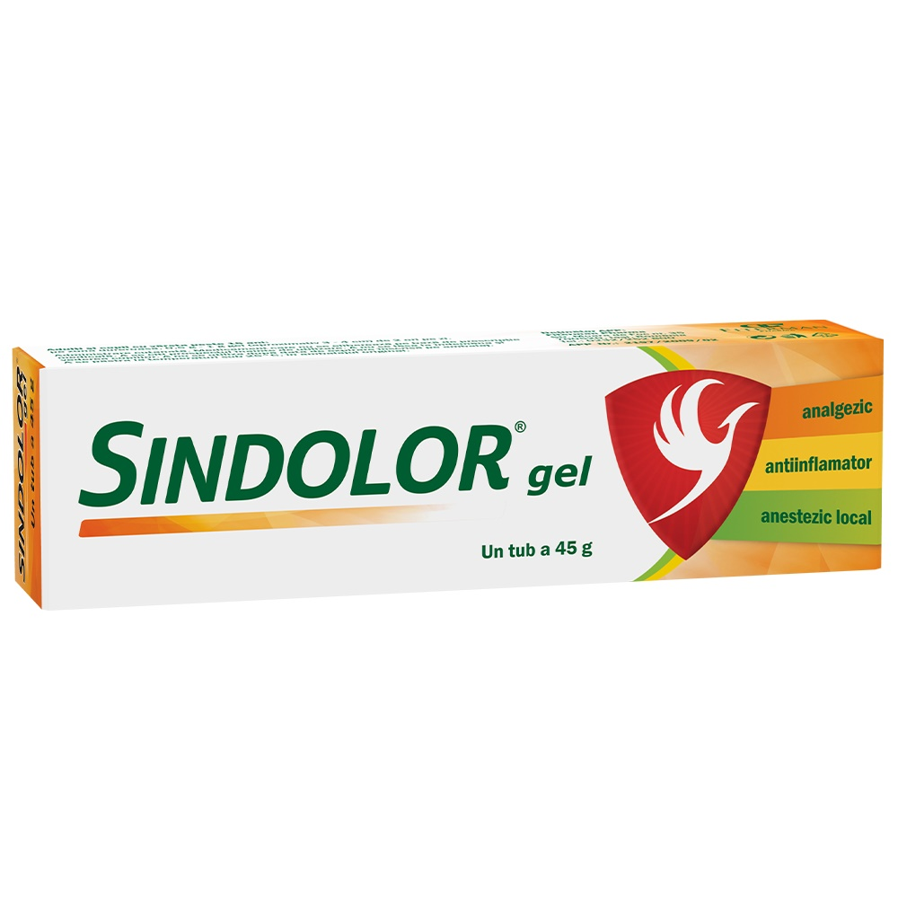 Sindolor gel, 45 g, Fiterman