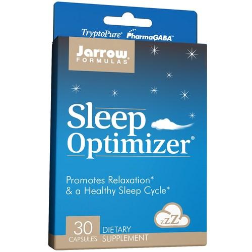Sleep Optimizer Jarrow Formulas, 30 capsule, Secom
