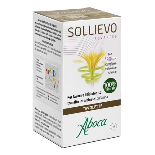Sollievo Advanced, 45 comprimate, Aboca
