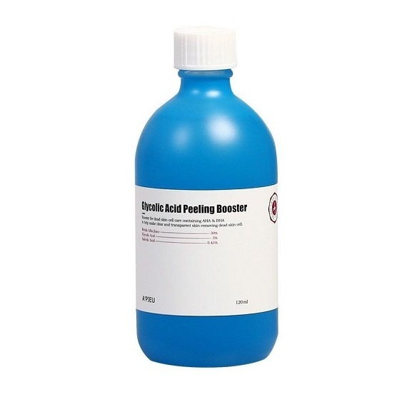 Acid glicolic peeling