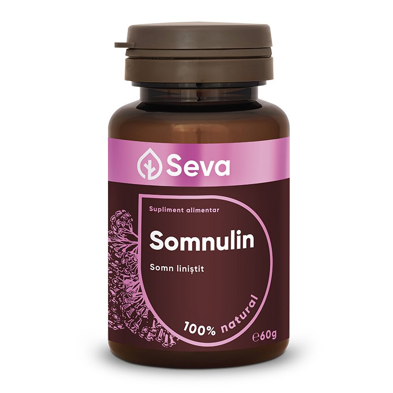 Somnulin, 60 comprimate, Seva