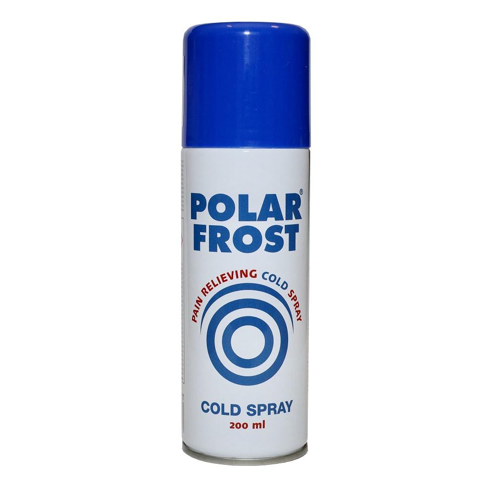 Spray cu aloe vera Polar Frost, 200 ml, Niva Medical Oy