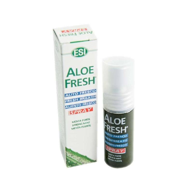 Spray de gura Aloe Fresh, 15 ml, ESI