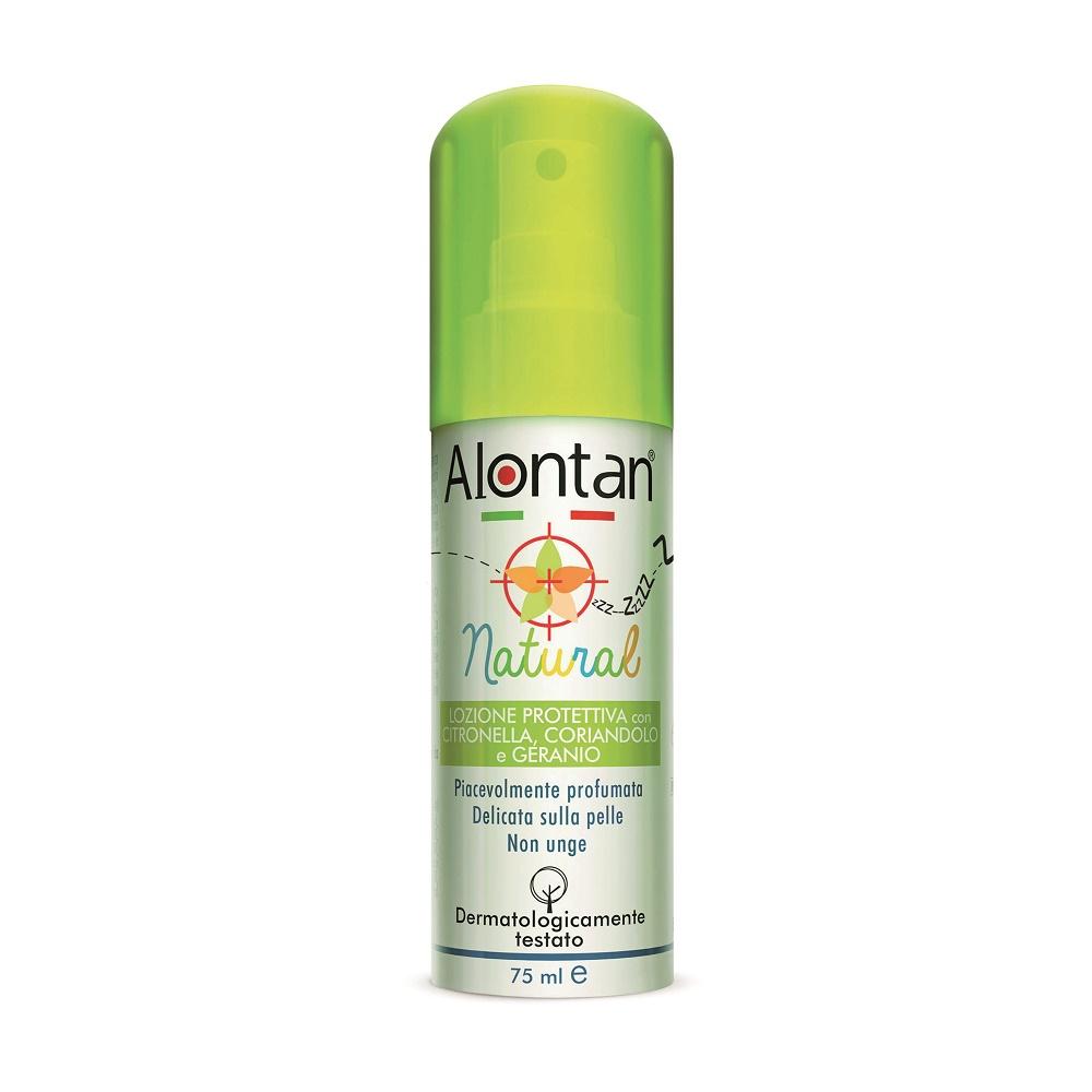 Spray natural anti-insecte, Alontan Natural, 75 ml, Pietrasanta Pharma