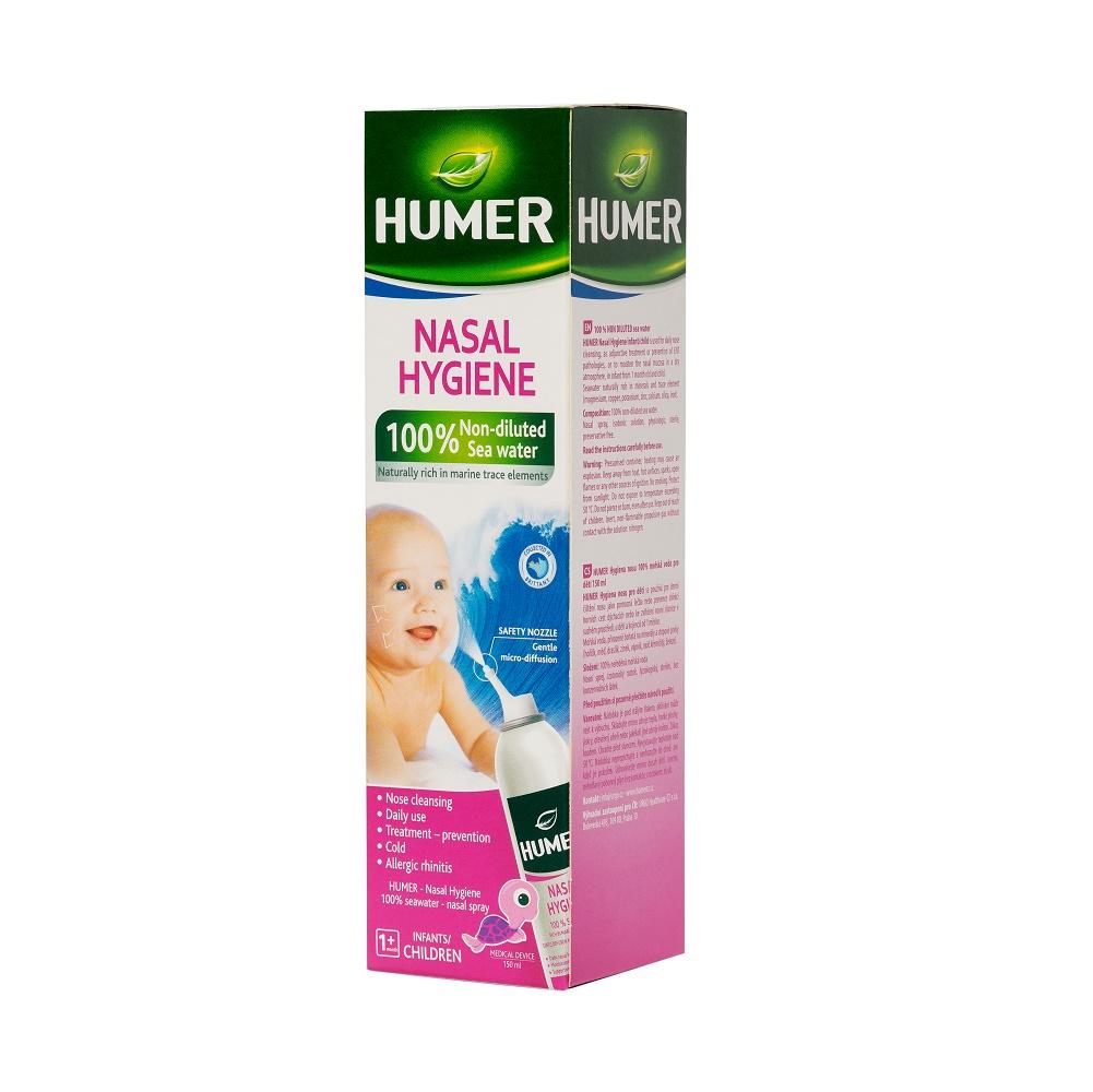 Spray nazal pentru copii Humer, 150 ml, Urgo