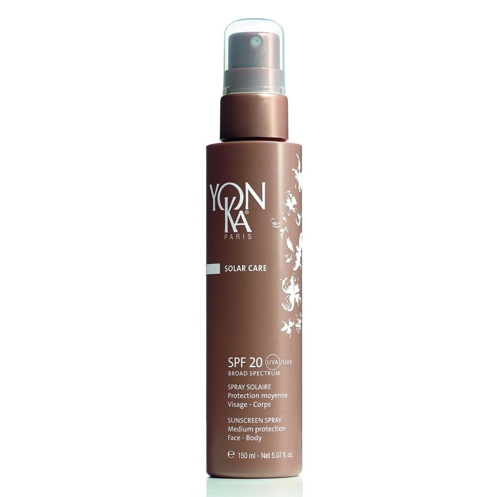 Spray pentru protectie solara cu SPF 20, 150 ml, YonKa
