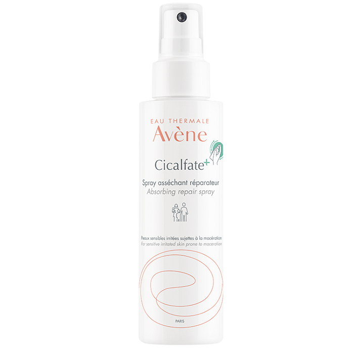 Spray reparator absorbant Cicalfate+, 100 ml, Avene