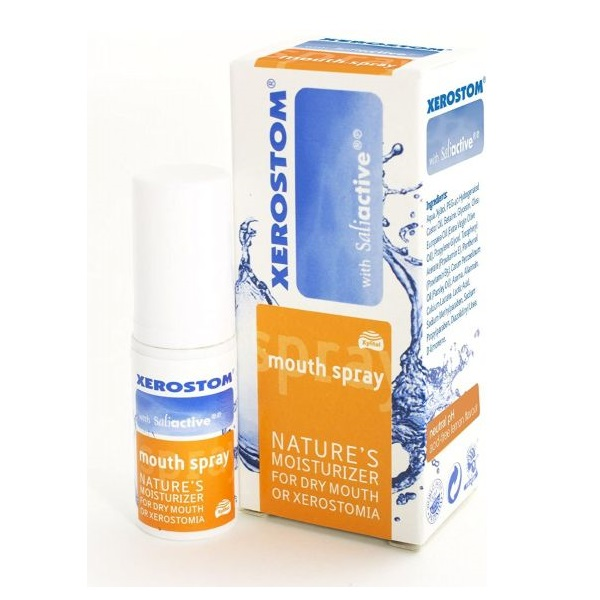 Spray Xerostom, 15 ml, Biocosmetics
