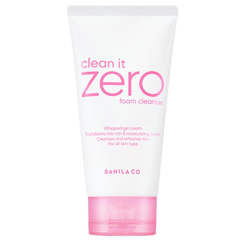 Spuma de curatare pentru fata Clean it Zero, 150 ml, Banila Co