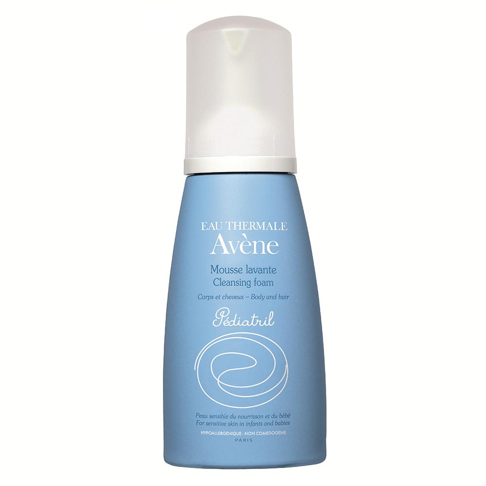 Spumant pentru față și corp Pediatril, 250 ml, Avene