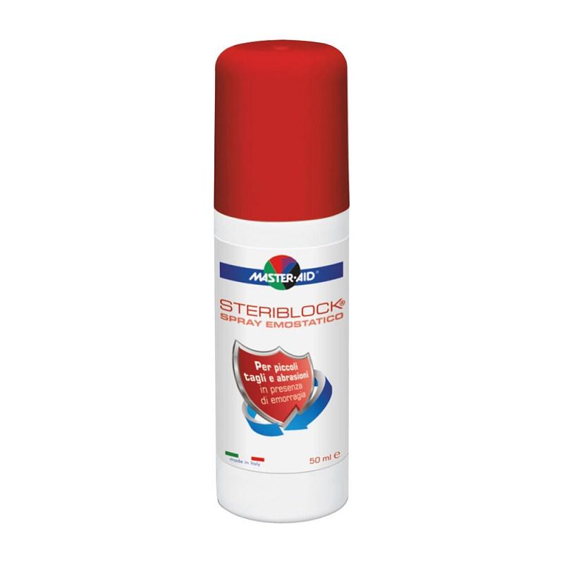 Spray hemostatic Steriblock Master-Aid, 50 ml, Pietrasanta Pharma