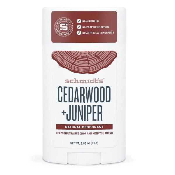 Stick Cedru-Ienupar, 75 g, Schmidt's