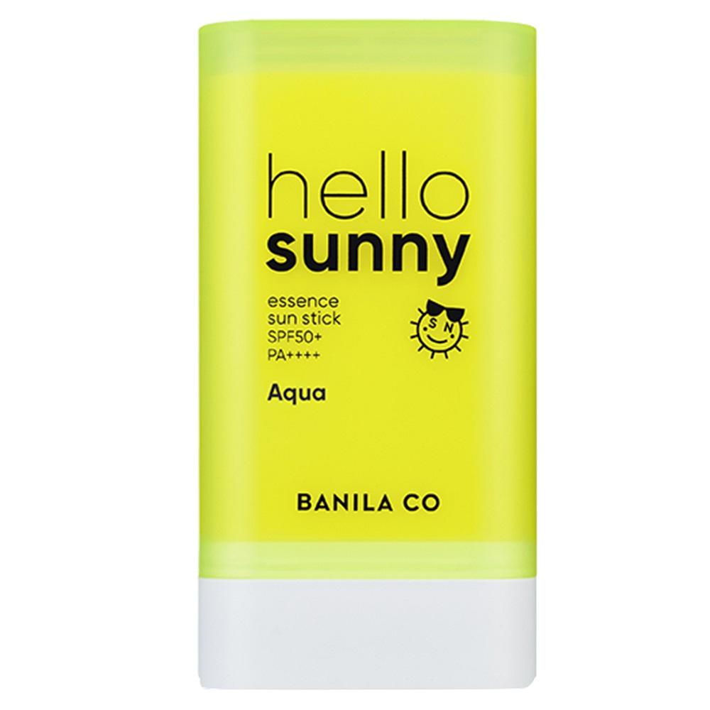 Stick pentru ten uscat cu SPF 50+ Hello Sunny Aqua, 20 g, Banila Co