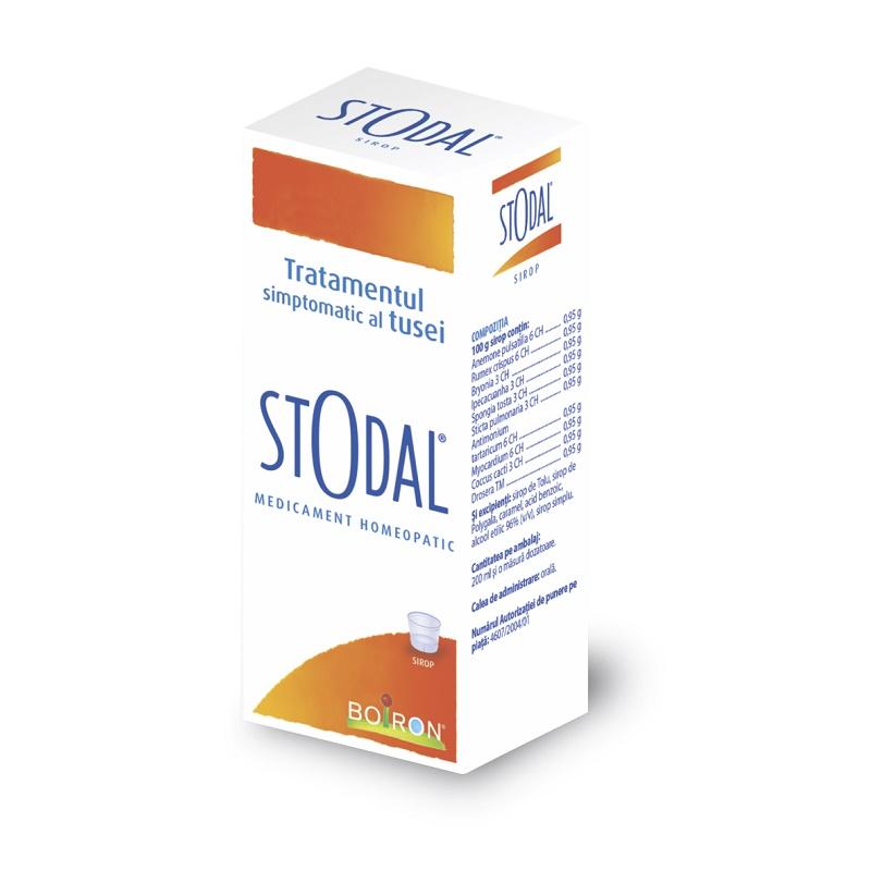 Sirop Stodal, 200 ml, Boiron