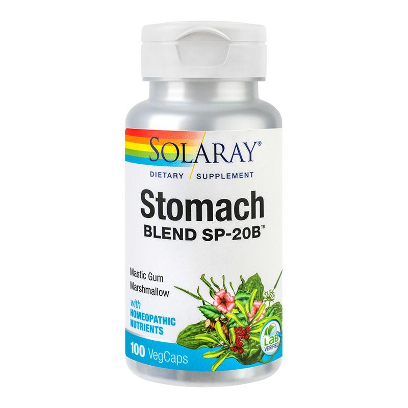 Stomach Blend Solaray, 100 capsule, Secom