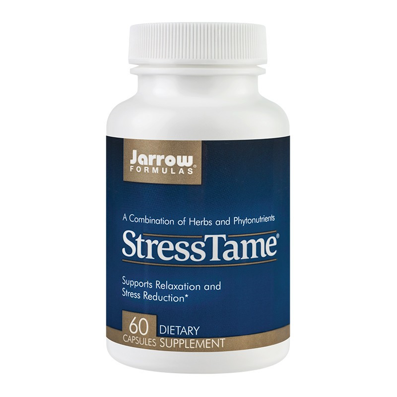 StressTame Jarrow Formulas, 60 capsule, Secom