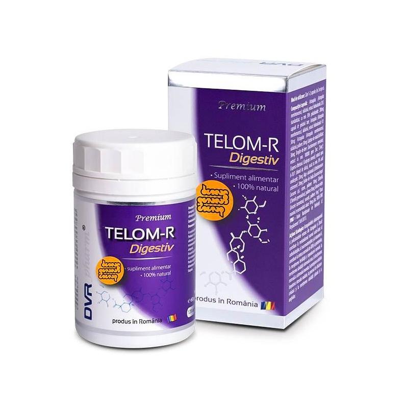 Telom-R Digestiv, 120 cspsule, DVR Pharm