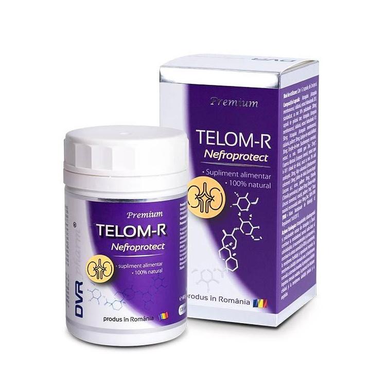 Telom-R Nefroprotect, 120 capsule, DVR Pharm