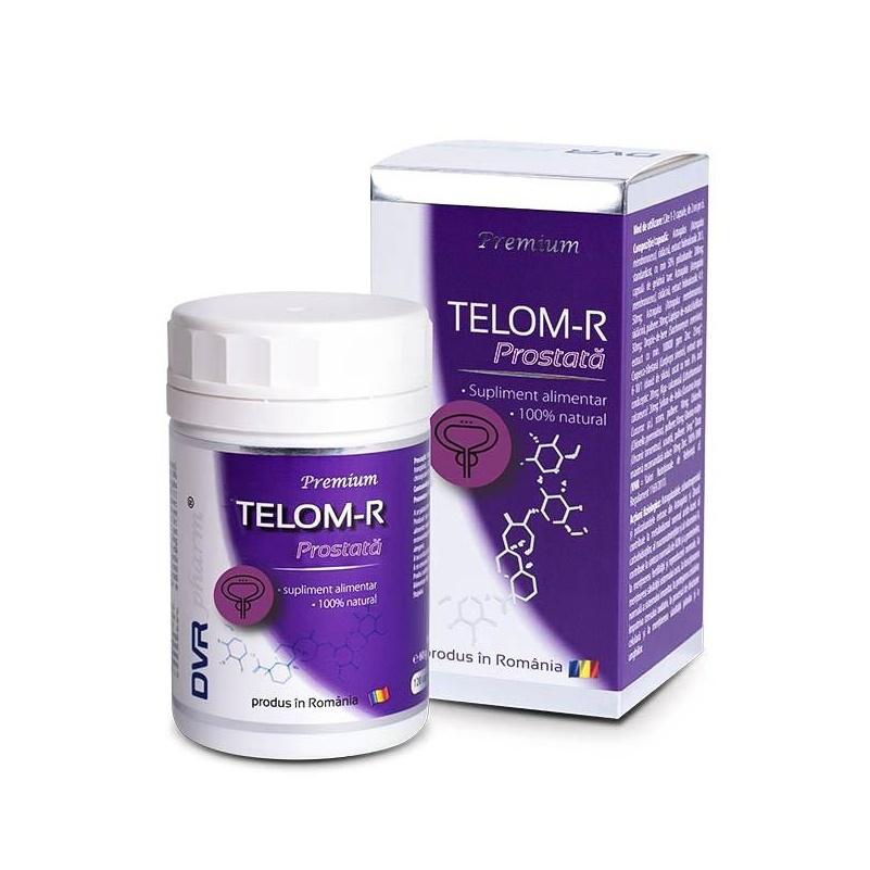 Telom-R Prostata, 120 cspsule, DVR Pharm