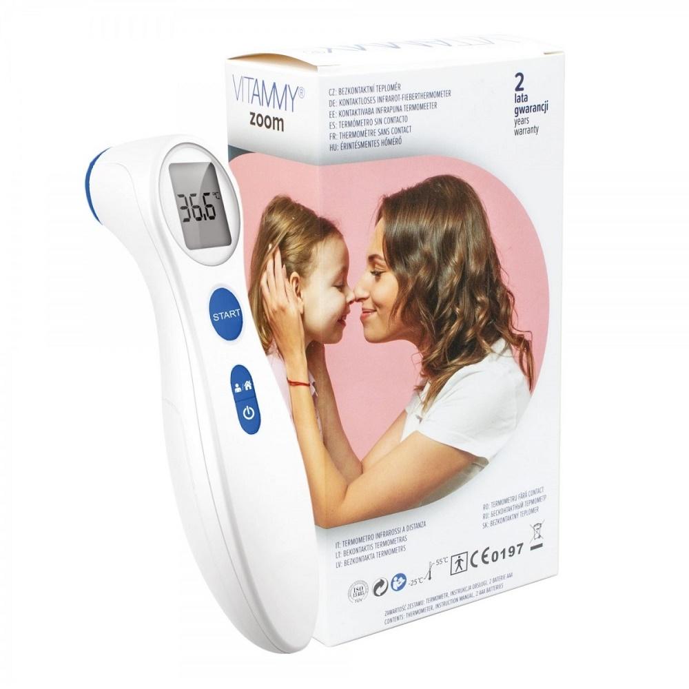 Termometru Non Contact, 014659, Vitammy Zoom