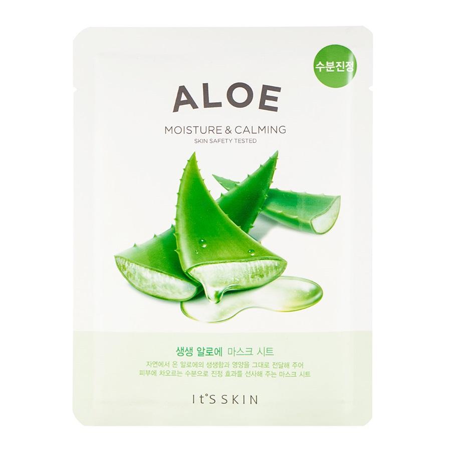 Mască nutritivă de față cu extract de aloe The Fresh, 18 g, Its Skin