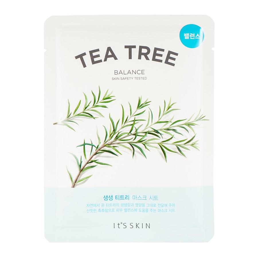 Mască nutritivă de față cu extract de arbore de ceai The Fresh, 18 g, Its Skin
